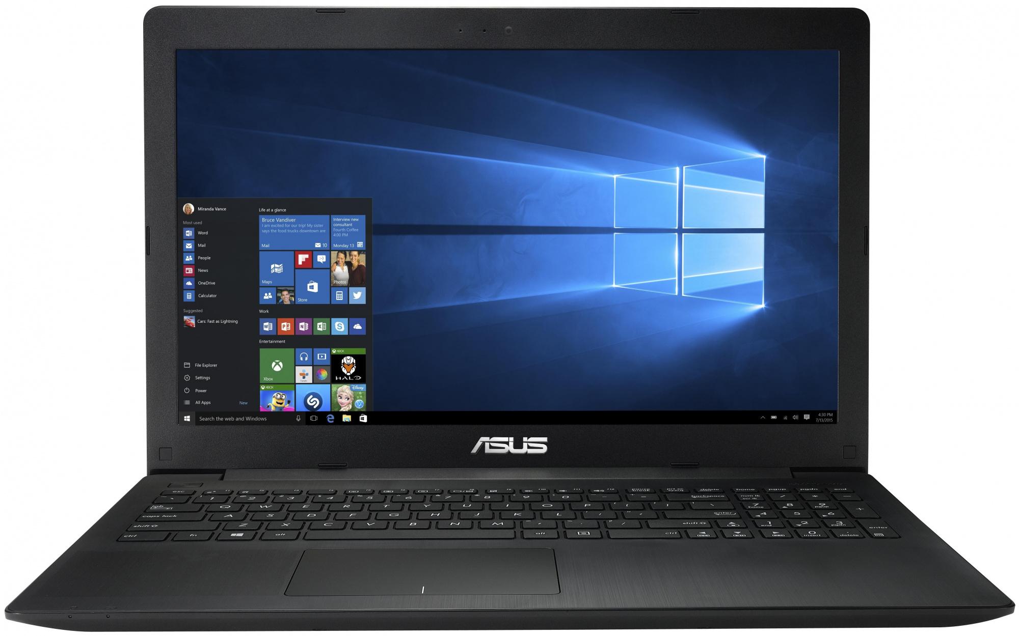 """Ноутбук Asus A553SA-XX307T BTS 15.6"""", Intel Celeron N305 1.6Ghz, 2Gb, 500Gb HDD (90NB0AC1-M06210)"""