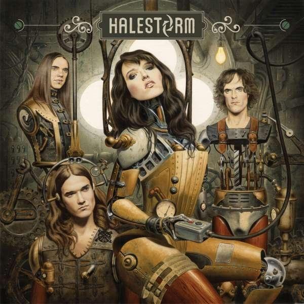 HalestormВиниловые пластинки<br>Виниловая пластинка<br>