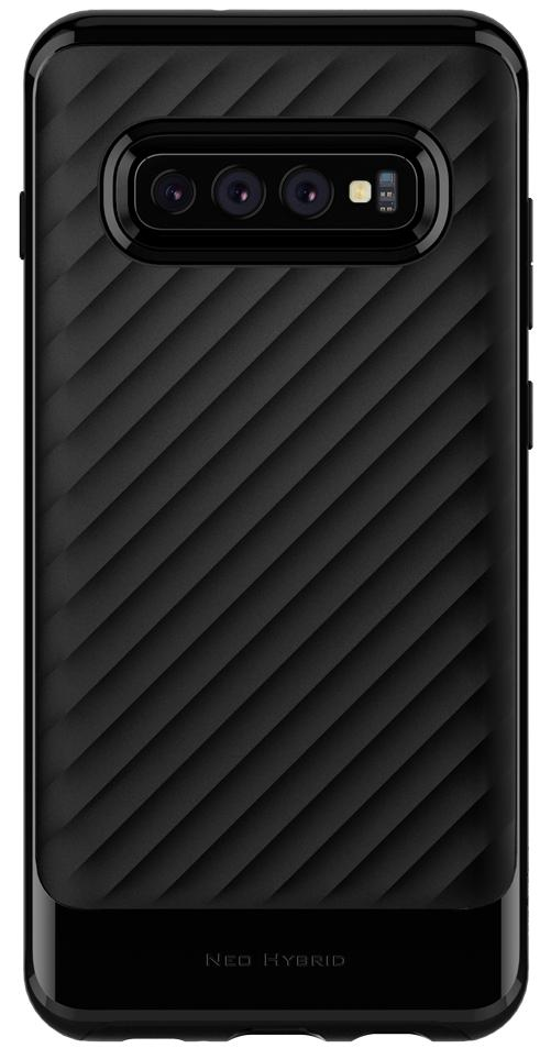 Чехол Spigen Neo Hybrid (606CS25773) для Samsung Galaxy S10 Plus (Midnight Black)