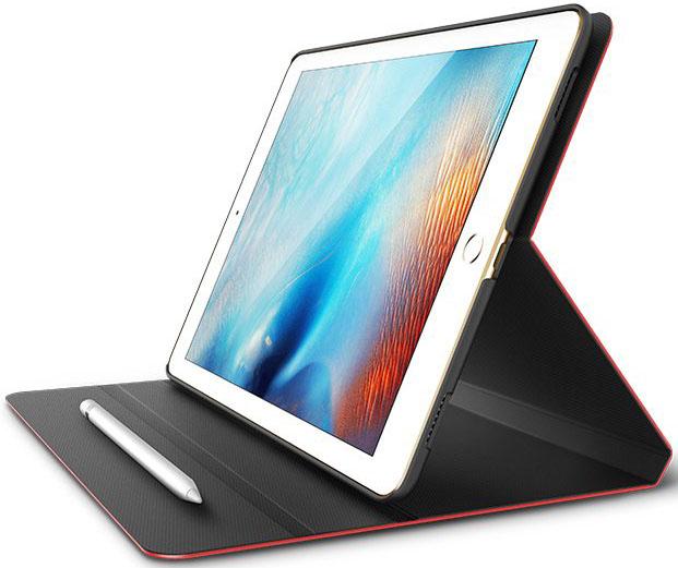 Чехол-подставка LAB.C Slim Fit Case (LABC-417-RD) для iPad Pro 9.7 (Red)