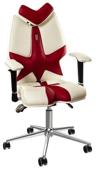 kulik Детское кресло Kulik System Fly 1301 (Red/White)