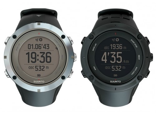 Suunto Ambit 3 Peak (SS020676000) - спортивные часы (Sapphire)