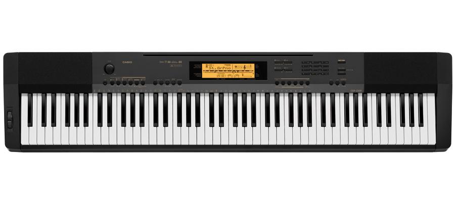 Casio CDP-230RBK - цифровое фортепиано (Black)