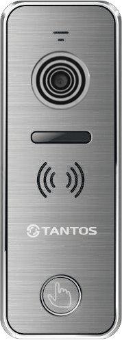 Tantos iPanel 1 - вызывная панель (Metal) iPanel 1 (Metal)