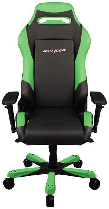 DXRacer Iron OH/IS11/NE - компьютерное игровое кресло (Green)
