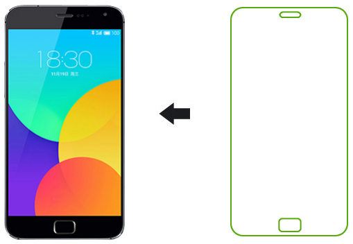 Ainy AC-MC690 - защитная пленка для Meizu MX4 Pro (глянцевая) ainy ac ab727 защитная пленка для asus zenfone selfie глянцевая