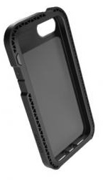 LunaTik SEISMIK (SMK5-001) - чехол для iPhone 5 (Black/Smoke)