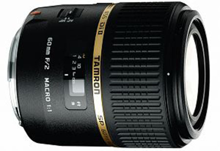 Tamron SP AF 60mm f/2 DI II LD (iF) Macro G005E