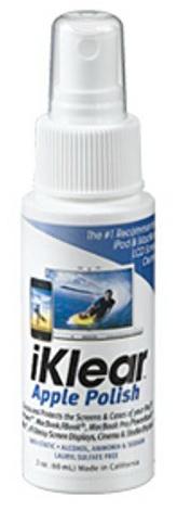 Apple Polish 2oz Pump Spray Bottle