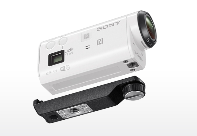 Sony HDR-AZ1VR Kit Action Cam Mini with Live View Remote