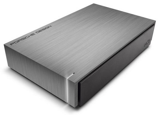 Porsche Design Desktop DriveВнешние диски HDD<br>Внешний жесткий диск<br>