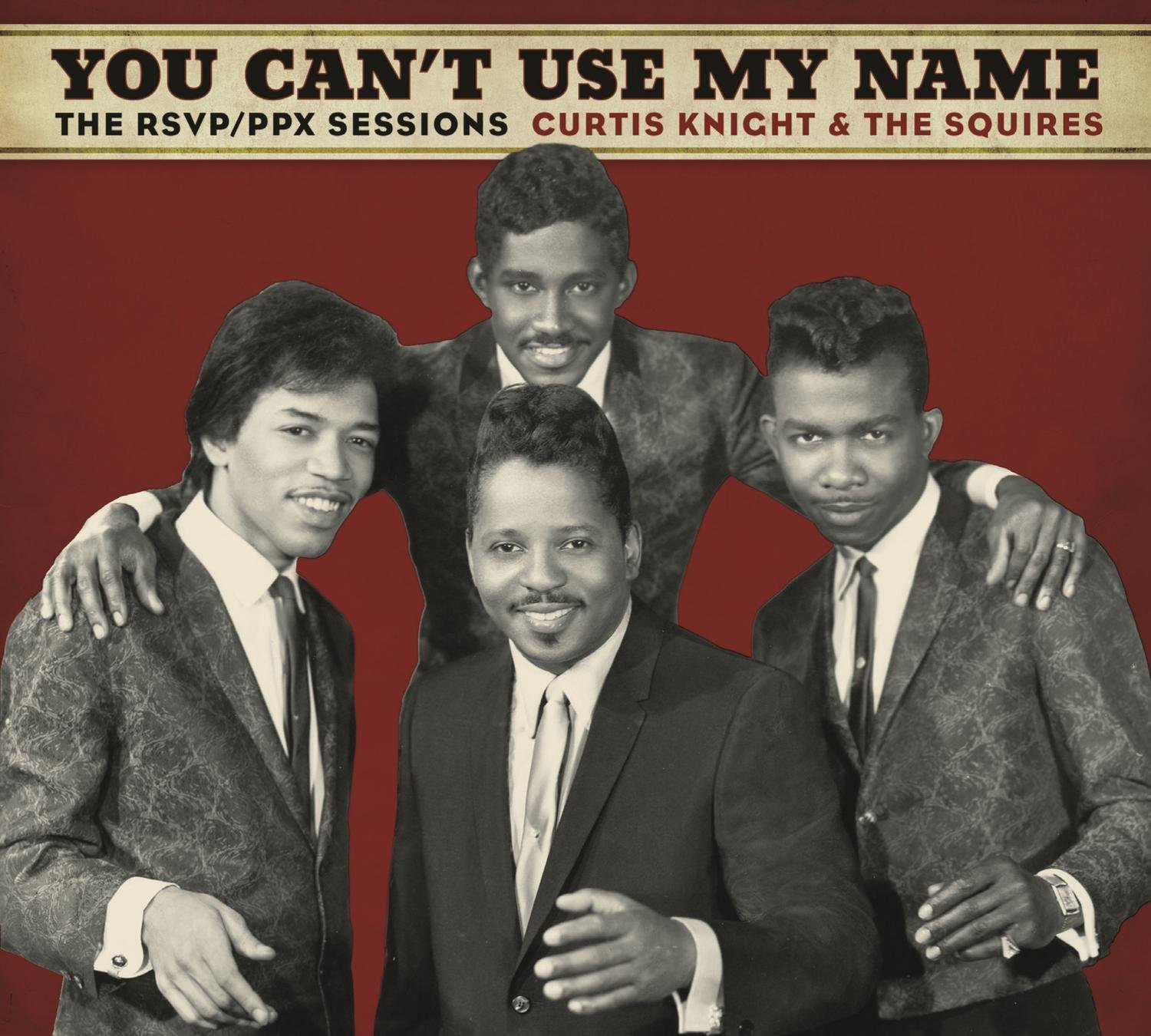 Curtis Knight & The Squires featuring Jimi Hendrix
