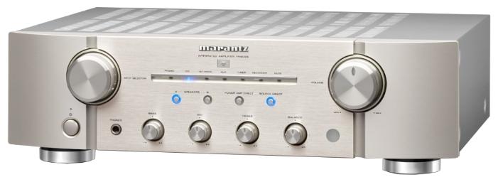 Marantz PM8005 - двухканальный стереоусилитель (Silver/Gold)