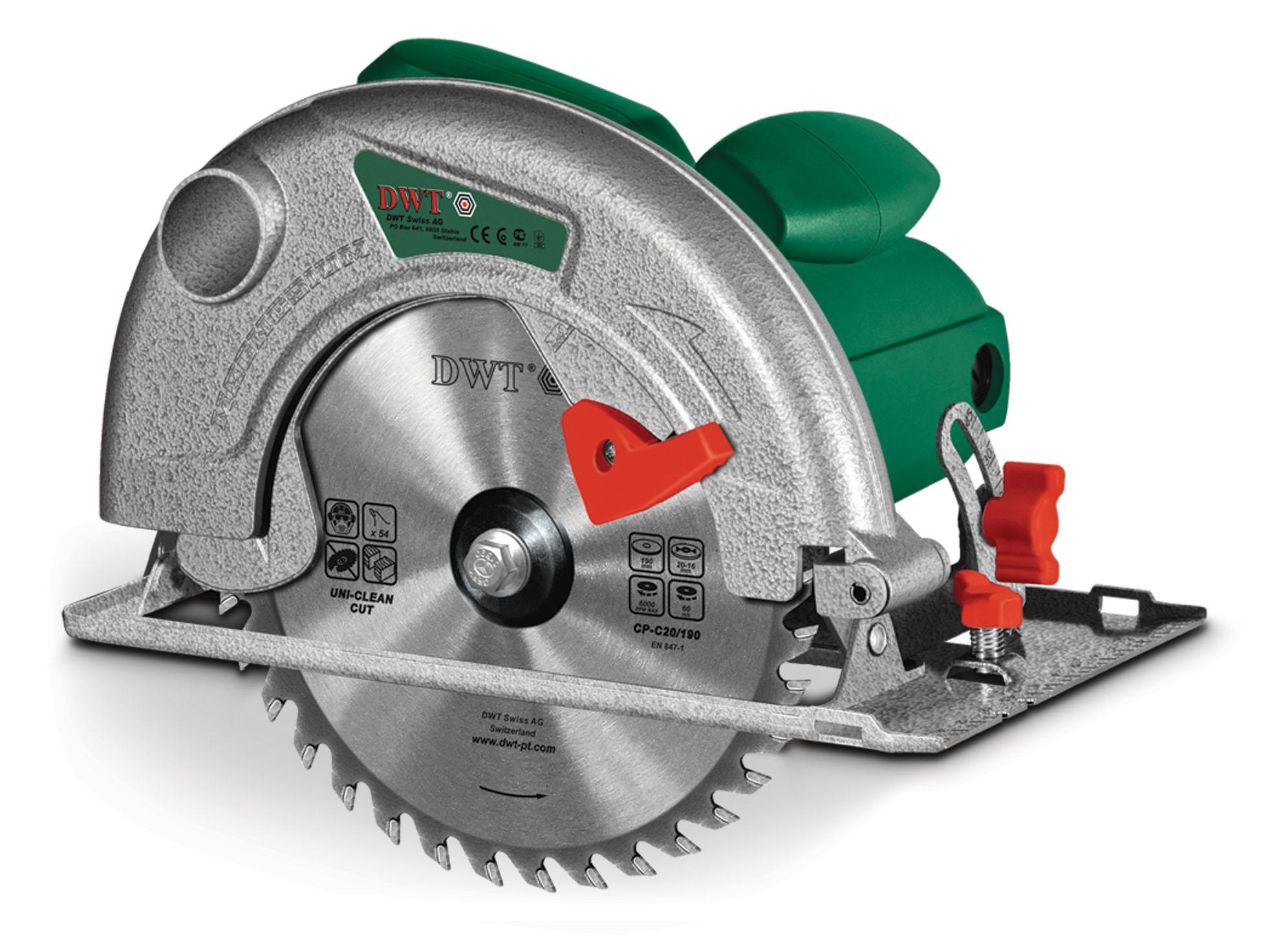 DWT HKS12-65 - циркулярная пила (Green)