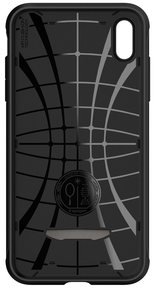 Чехол Spigen Hybrid NX (065CS24944) для iPhone Xs Max (Black)