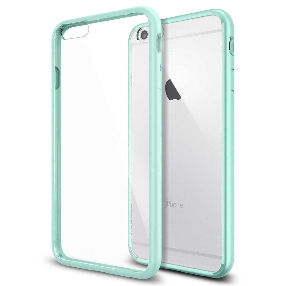 "Spigen Ultra Hybrid (SGP11052) - чехол для iPhone 6 Plus 5.5"" (Mint)"