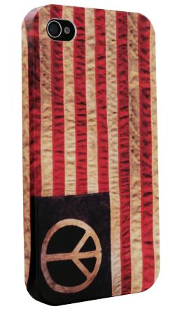 Kothai Hippy Flag (KOCI002) - чехол для iPhone 4/4S