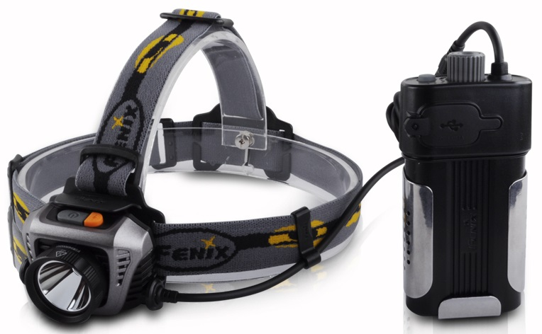 Fenix High Lumen Headlamp HP30g