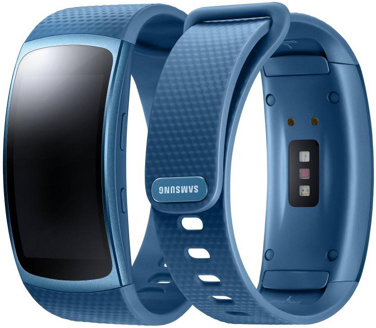 Samsung Gear Fit 2 SM-R3600ZBASER