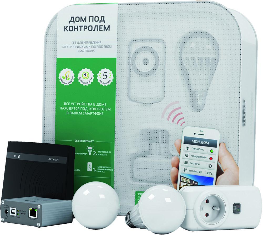 iNELS Дом под контролем - набор для управления электроприборами посредством смартфона (5165) от iCover