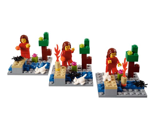 Как создать лего базу