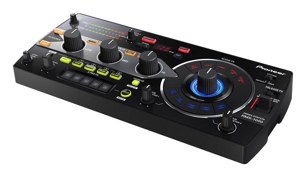 PIONEER RMX-1000 DJ - DJ-эффектор (Black)