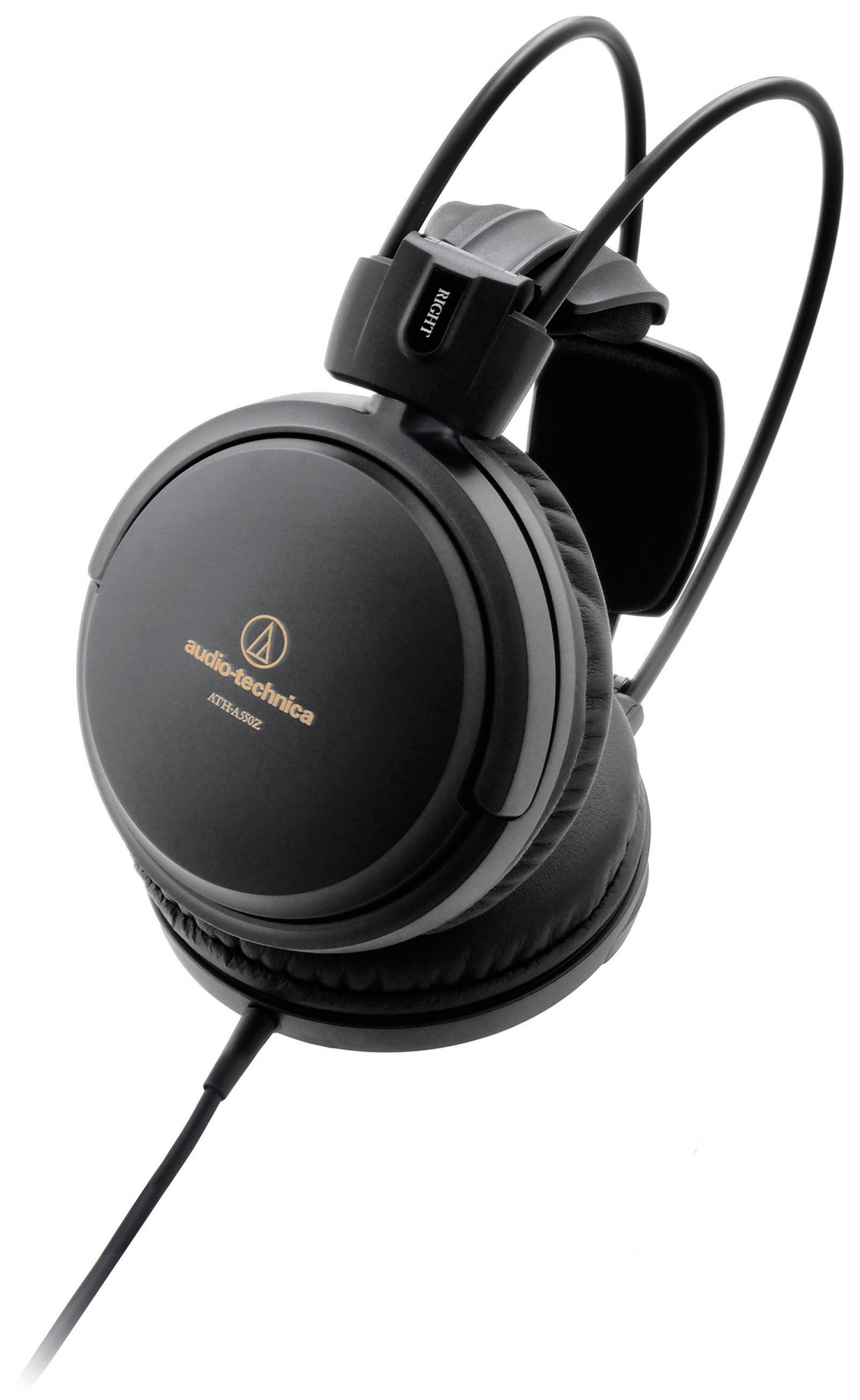 Audio-Technica ATH-A550Z - полноразмерные наушники (Matte black) audio technica ath a550z полноразмерные наушники matte black