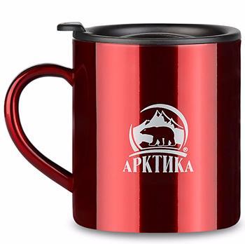 Арктика 802-400 0.4 л - термокружка (Red) термокружка 0 3 л арктика кофейная 802 300