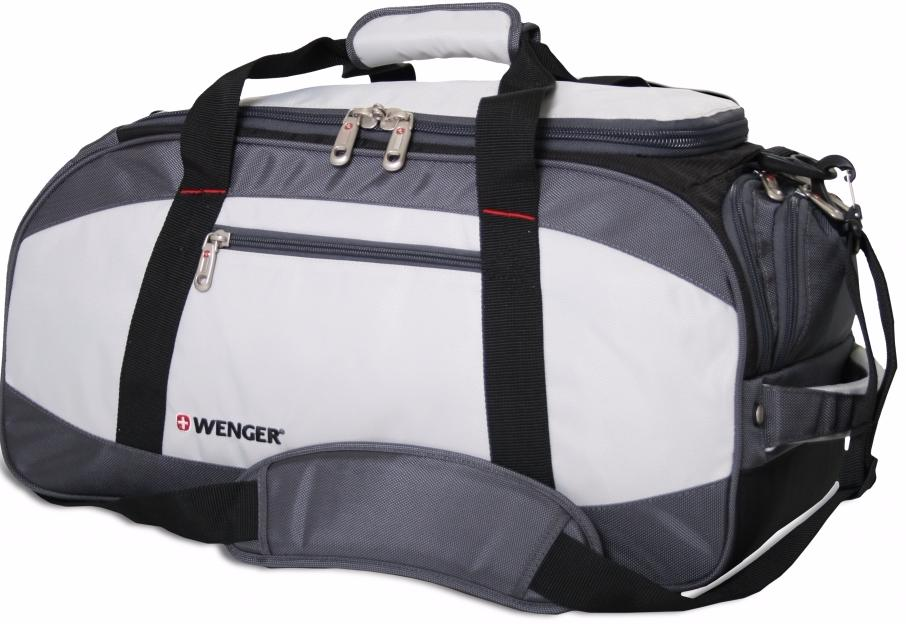 Wenger Mini Soft Duffle (52744465) - сумка спортивная (GreyWhite)
