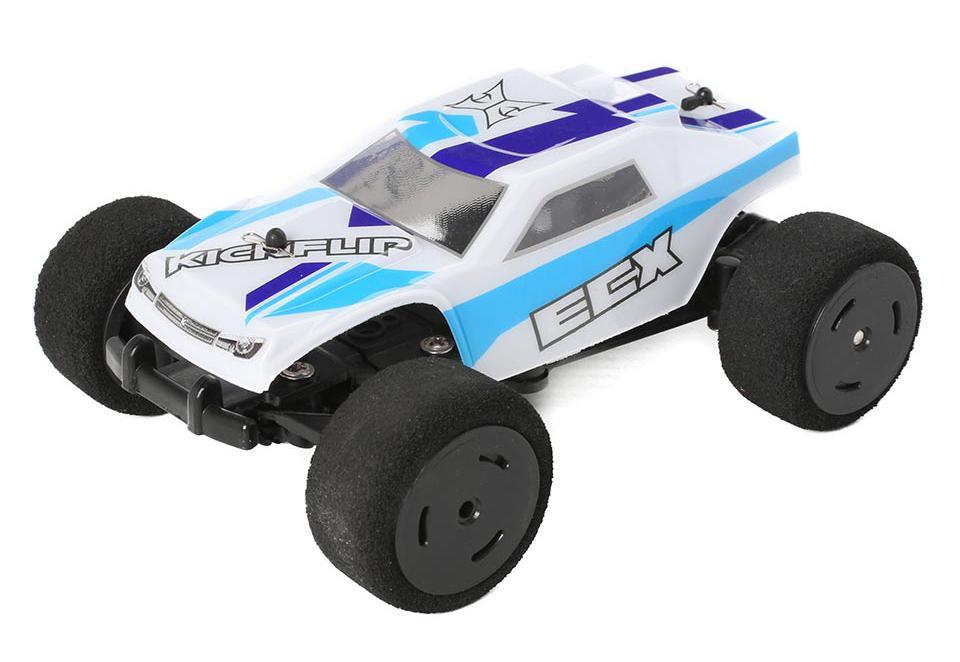 ECX KickFlip Ver.2 1:36 - радиоуправляемый автомобиль (White)