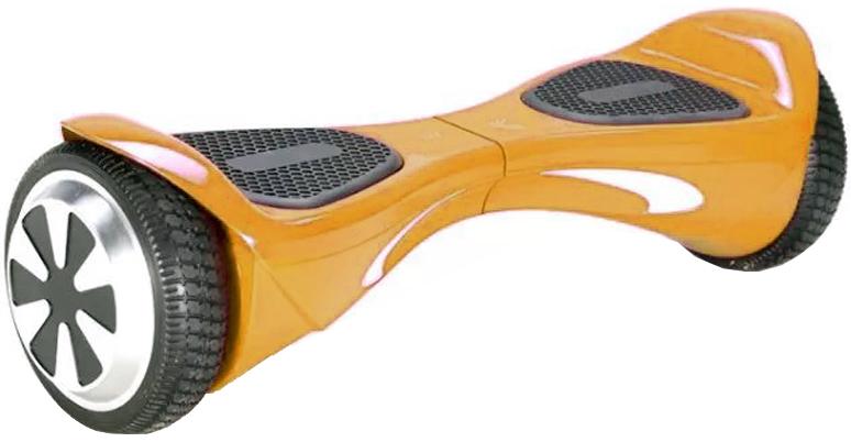 """Гироскутер Novelty Electronics L1-F 8"""" (Gold)"""