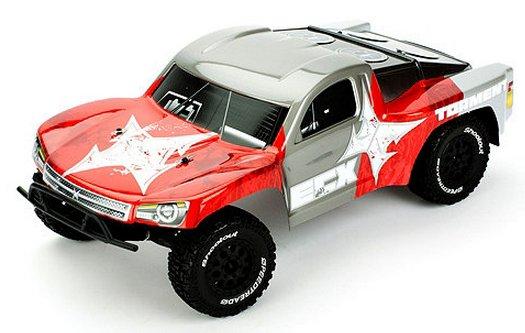 ECX Torment 1:10 - радиоуправляемый автомобиль (Red)