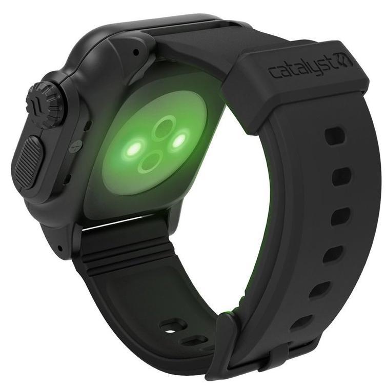 Водонепроницаемый чехол Catalyst WaterProof (CAT38WAT3BLK) для Apple Watch 2/3 38mm (Black)