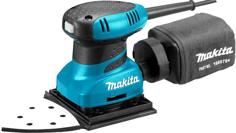 Makita BO4566 - вибрационная шлифмашина 154733