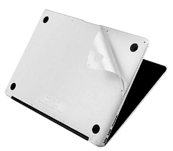 Защитная пленка на нижную и верхнюю часть Macbook Pro 13 (Silver)