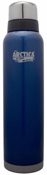 Арктика 1,6 л (106-1600) - термос с узким горлом американский дизайн (Синий)