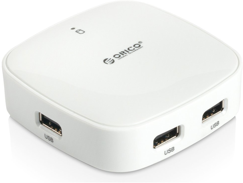 Orico H4818-U2 - USB-концентратор (White)
