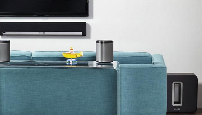 Sonos PLAY:1 + Sonos Boost