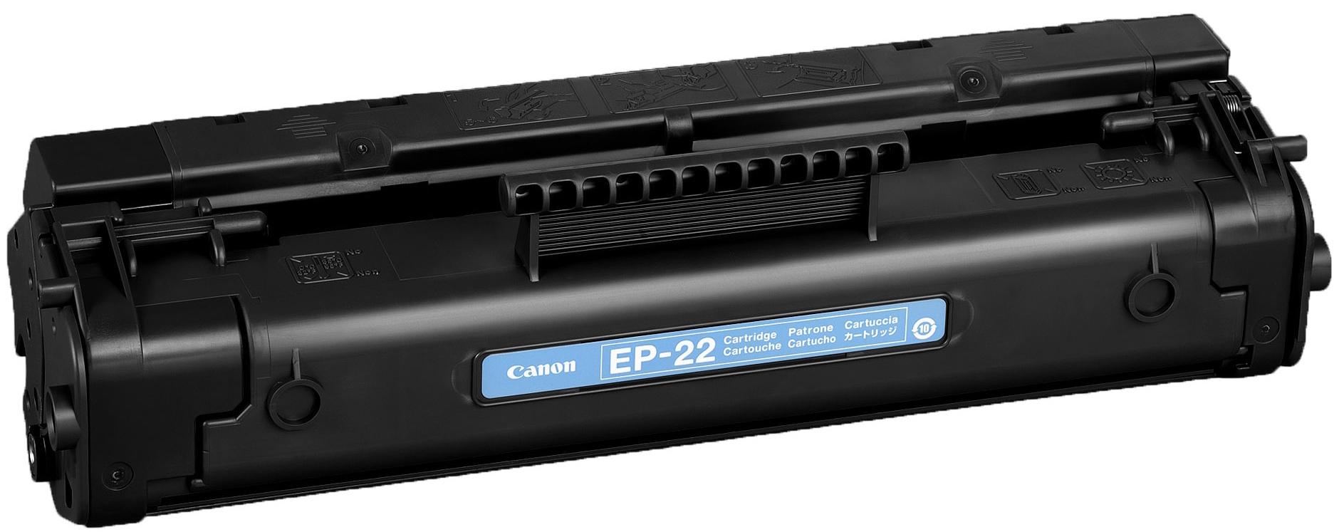 Canon EP-22 - картридж для принтеров Canon Laser Shot LBP-250/350/800/810/1110/1120 (Black)