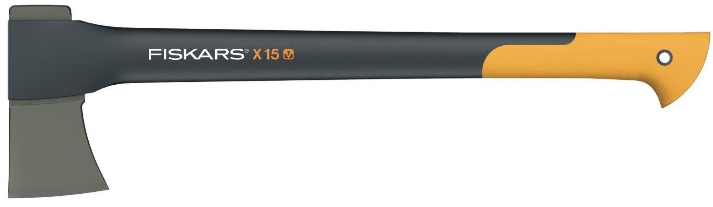 Fiskars X15 (121460) - топор туристическийСтолярные инструменты<br>Топор для леса<br>