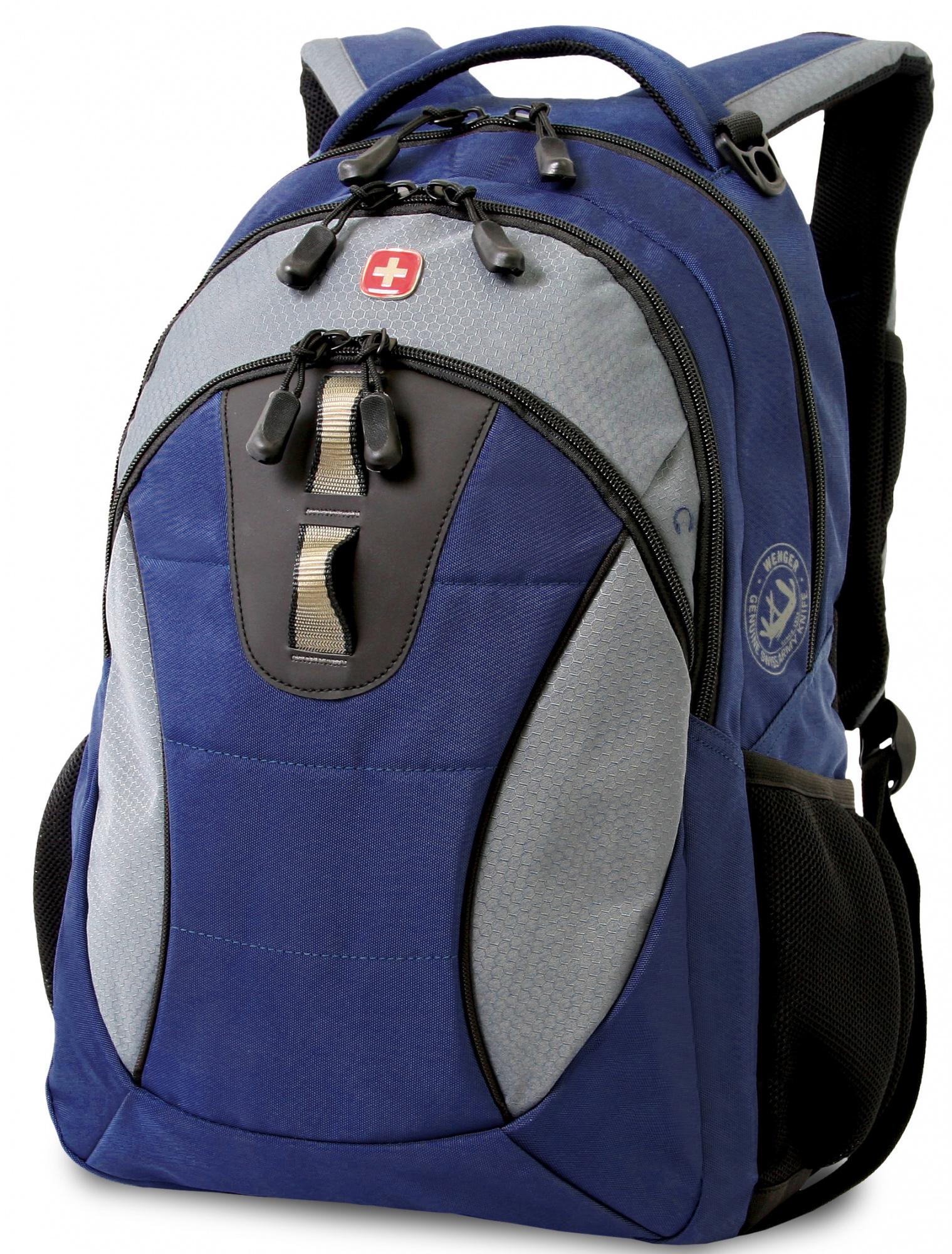 Wenger 16063415 - рюкзак (Blue/Black)