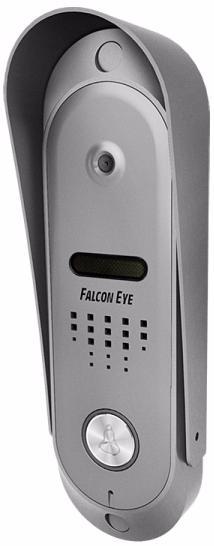 Falcon Eye FE-311C - вызывная панель (Silver) falcon eye fe ve03 видеоглазок bronze