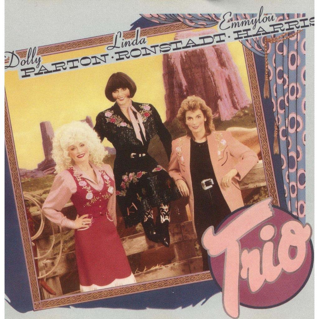 Dolly Parton, Linda Ronstadt, Emmylou HarrisВиниловые пластинки<br>Виниловая пластинка<br>