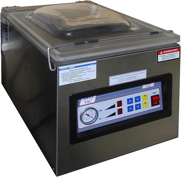DoCash 2240 (6333) - вакуумный упаковщик банкнот