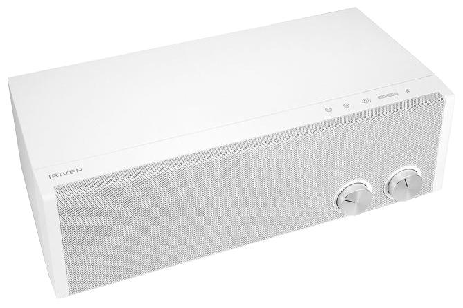 iRiver LS150 - портативная акустика 2.1 (White)