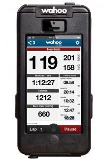 Wahoo PROTKT Bike Mount and Case (WFPeto52) - чехол с велосипедным креплением для iPhone 5/5S (Black)Спортивные чехлы для смартфонов<br>Защитный велосипедный чехол<br>