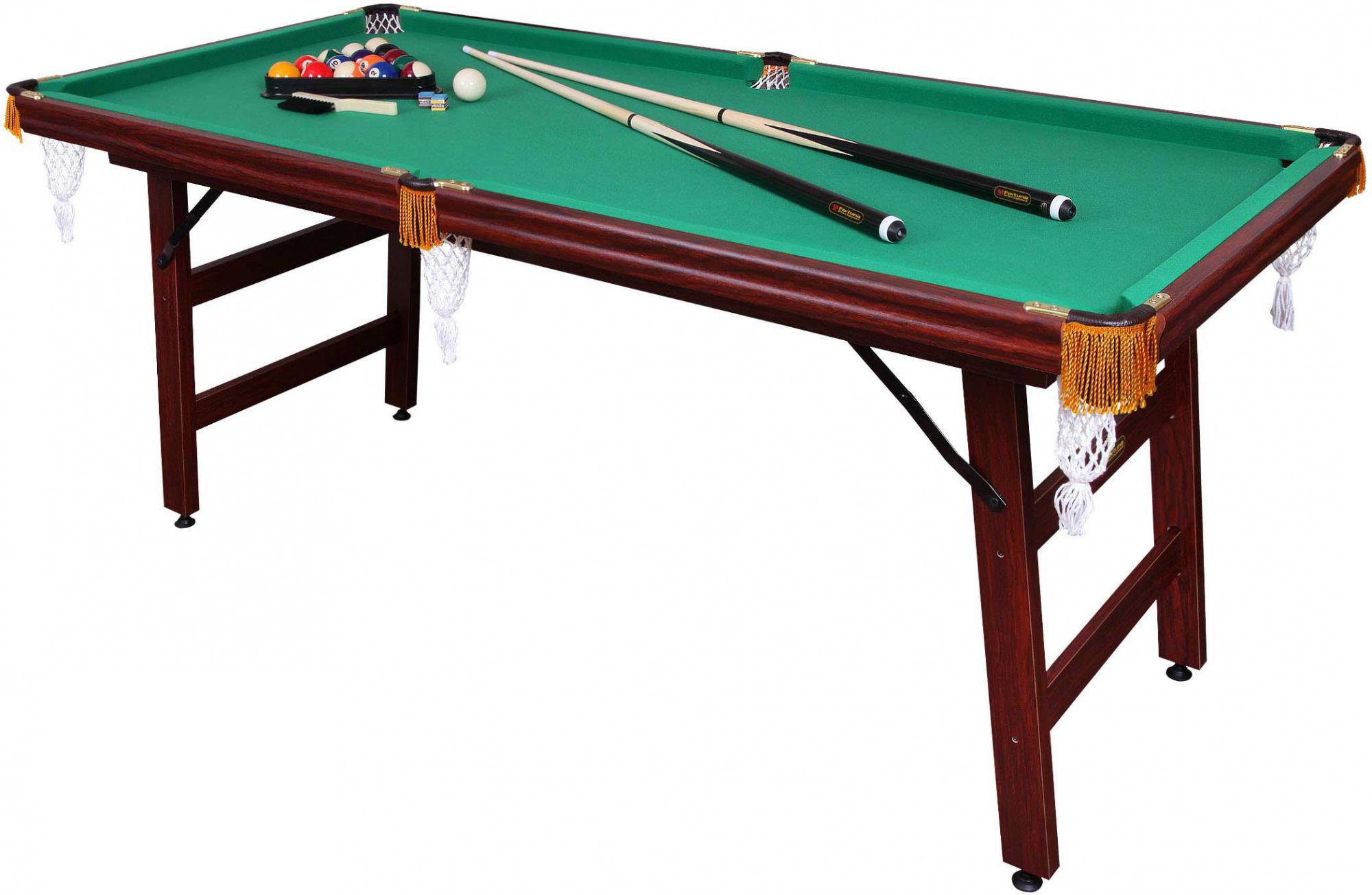 Бильярдный стол Fortuna Пул 6 фт (4656)