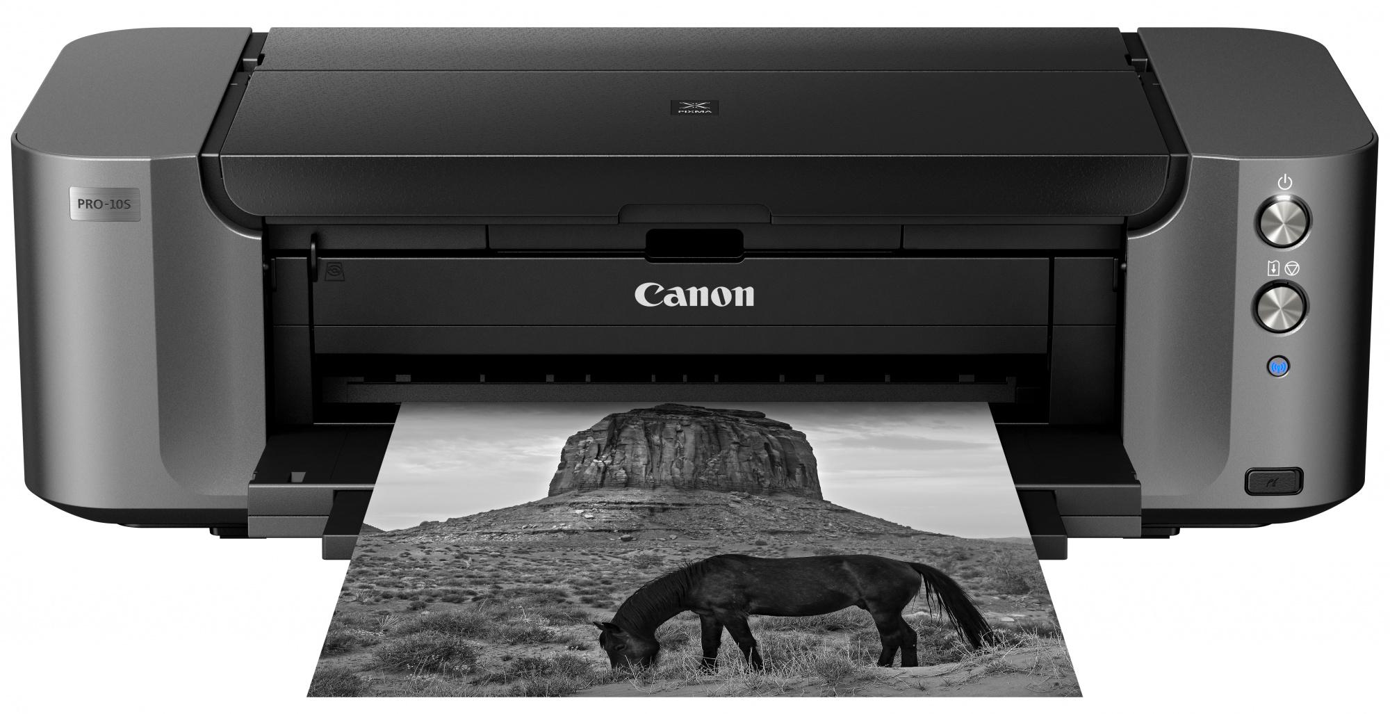 PIXMA струйный принтер canon pixma pro 10s 9983b009