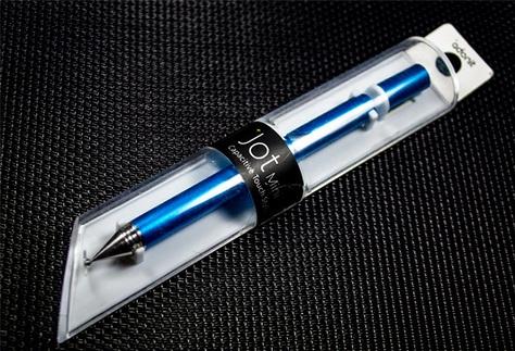 Adonit Jot Mini - стилус для емкостных дисплеев (Turquoise)