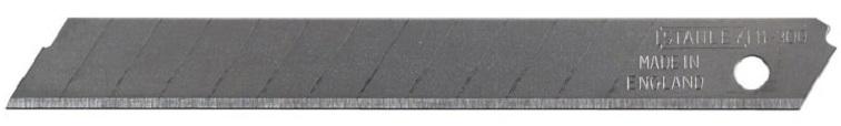 Stanley 1-11-0300 - лезвие с отламывающимися сегментами 9 мм
